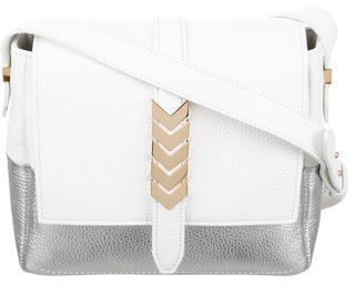 VersaceVersace Collection Bicolor Leather Crossbody Bag w/ Tags