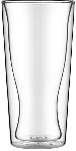 Bodum Skal Double Wall Glass - Clear