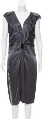 Prada Bodycon Midi Dress
