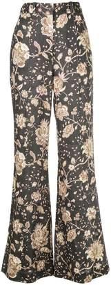 Zimmermann Veneto flared trousers