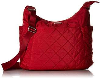Baggallini Quilted Hobo Tote with Rfid