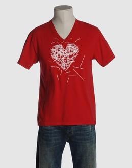 PATRIZIA PEPE Short sleeve t-shirt