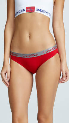 Calvin Klein Underwear Radiant Cotton Bikini Panties