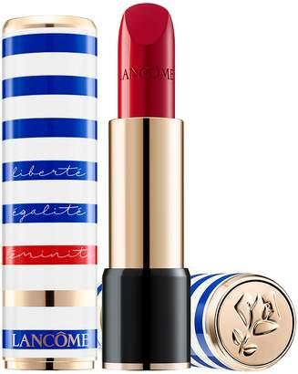 Lancome Limited Edition L'ABSOLU ROUGE Liberte, Egalite Femininite Hydrating Lip Color