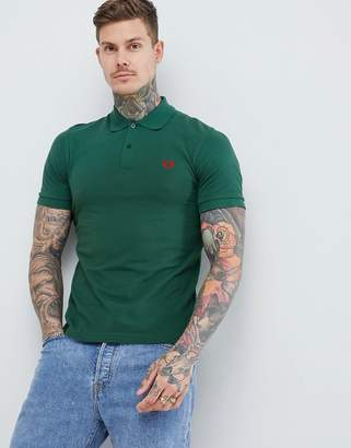 Fred Perry Reissues polo in green
