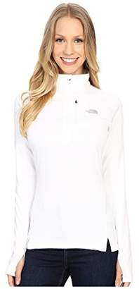 The North Face Women's Impulse Active 1/4 Zip Pullover