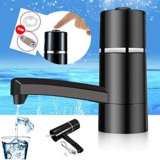 Grtsunsea Wireless Water Electric Pump Dispenser Gallon Drinking Portable Bottle Switch