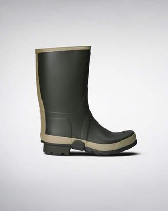 Hunter Men's Gardener Rain Boots