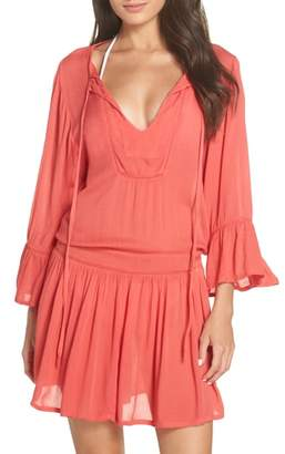 Vix Paula Hermanny Agatha Cover-Up Dress