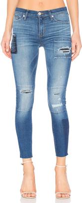 Hudson Jeans Nico Skinny Jean $265 thestylecure.com