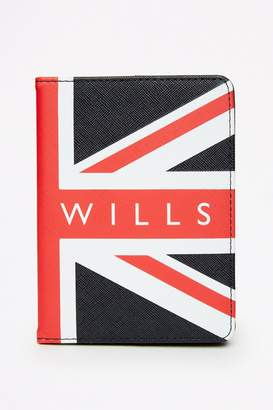 Jack Wills whitby passport holder