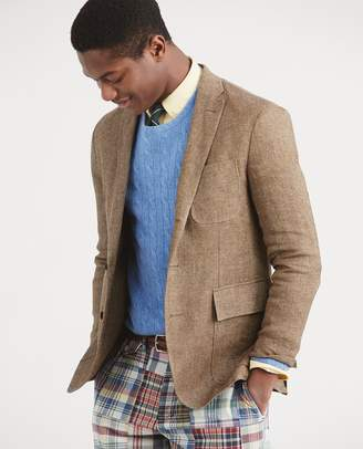 Ralph Lauren Morgan Basket-Weave Jacket