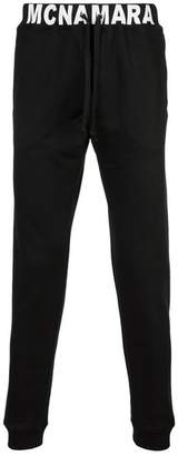 Cynthia Rowley Midnight Mcnamara Graphic Jogger Pants