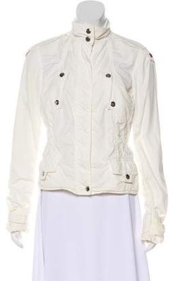 Barbara Bui Lightweight Collared Jacket