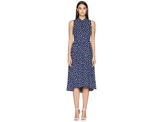 Kate Spade Cloud Dot Midi Dress
