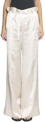 Ann Demeulemeester Pyjama Viscose Pants