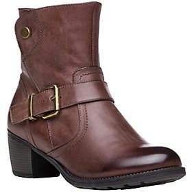 Propet Leather Boots - Tory