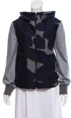 Christopher Raeburn Hooded Zip-Up Jacket