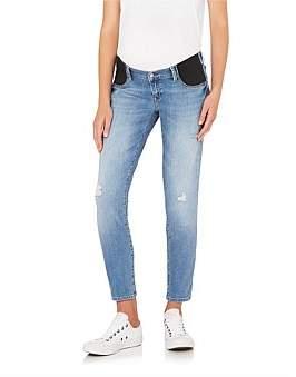 Mavi Jeans Reina Skinny Ankle Maternity Jean