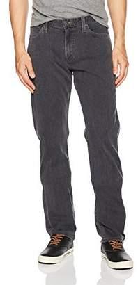 Agave Men's Graniteville Gray Classic Fit Straight Leg Zip Fly 5 Pocket