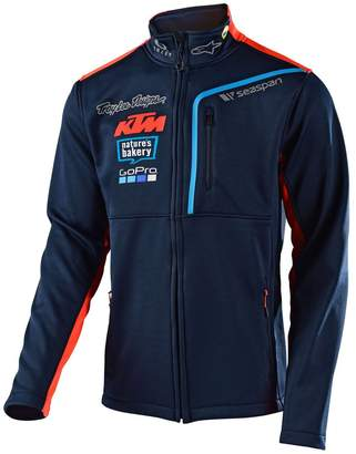 Lee Troy Designs Men's 2018 KTM Team Pit Polar Fleece Jacket