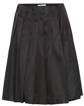 Prada Taffeta skirt