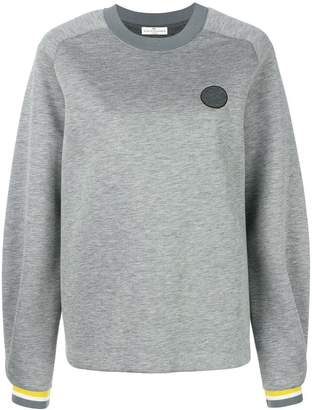 Anya Hindmarch bell sleeve sweatshirt