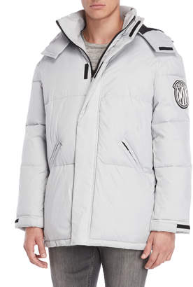 DKNY Hooded Bubble Parka