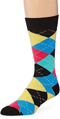 FUN SOCKS Fun Socks Fun Socks 1 Pair Crew Socks-Mens