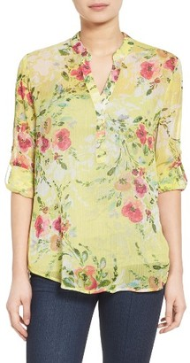 Women's Kut From The Kloth Anson Print Top $68 thestylecure.com