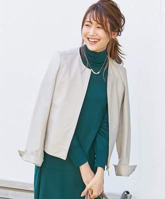 Kumikyoku (組曲) - 組曲 【上質レザー】シープレザー ジャケット(C)FDB