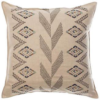 Coral & Tusk Herringbone Diamond 20x20 Pillow
