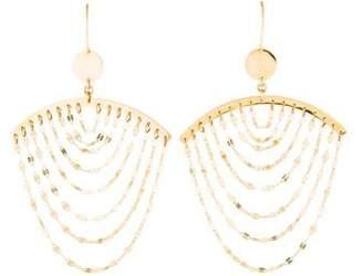 Lana 14K Cascade Earrings