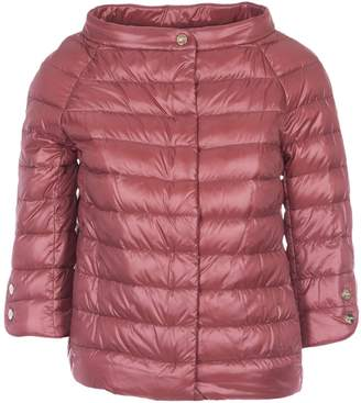 Herno Collarless Down Jacket
