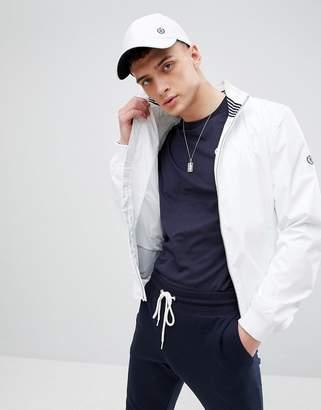 Henri Lloyd Darton Tech Bomber Jacket in White