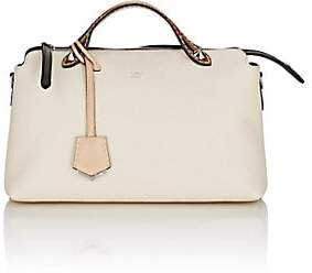 Fendi Women's By The Way Small Leather Shoulder Bag - Ivory