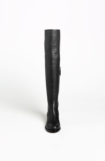Valentino Women's Bow Over The Knee Boot