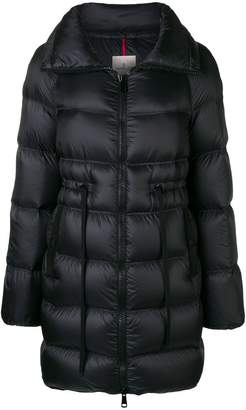 Moncler mid-length down jacket