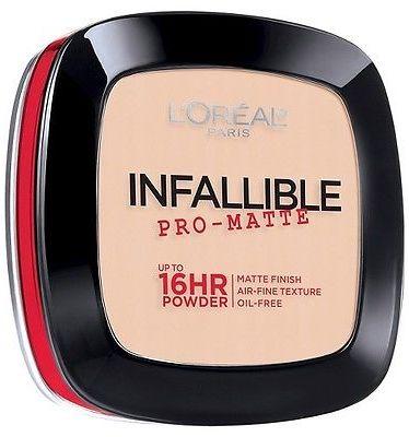 L'Oreal Paris L'Oréal Paris Infallible Pro-Matte Powder