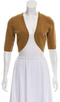 Michael Kors Knit Crop Cardigan Knit Crop Cardigan