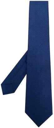 Kiton patterned tie
