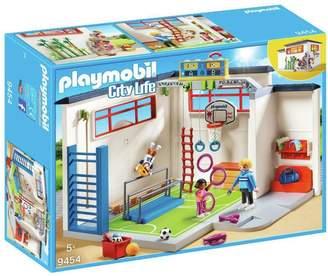 Playmobil 9454 City Life Gym with Score Display