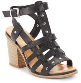 Seychelles Scout it Out Cage Sandal Heels
