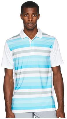 Puma Turf Stripe Polo Men's Short Sleeve Pullover
