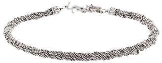 Saint Laurent LouLou twisted necklace