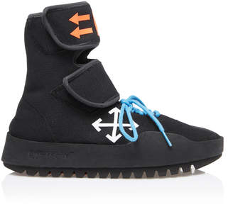 Off-White Moto Neoprene Sneakers