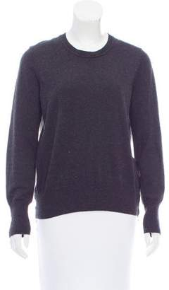 Etoile Isabel Marant Zip-Accented Knit Sweater