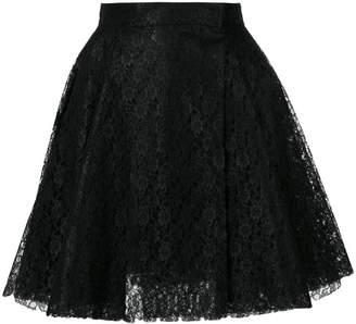 Philosophy di Lorenzo Serafini lace A-line skirt
