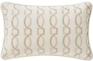 "Waterford Lancaster Breakfast Decorative Pillow, 12"" x 18"""