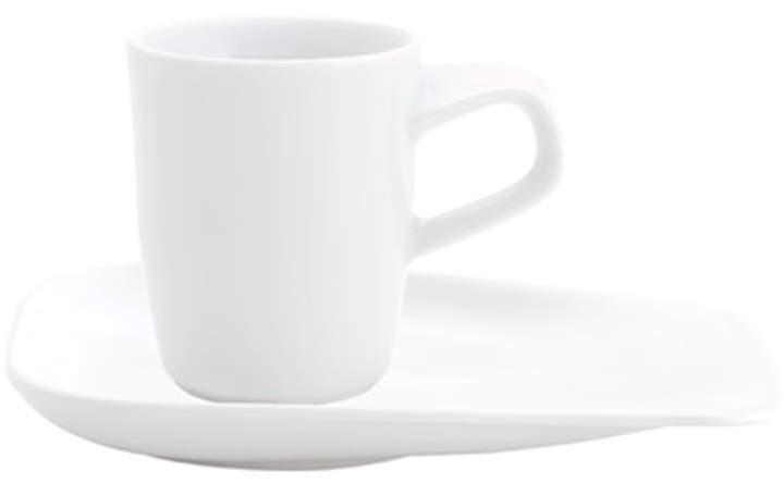 Elixyr, Untertasse, 13 cm, Weiß